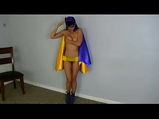 Batgirl revealed lost clothes