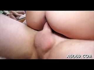 Coarse sex for asian vagina