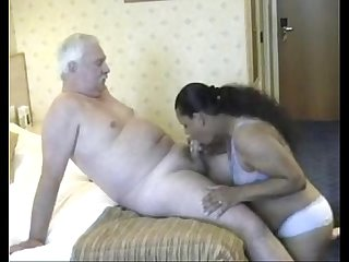 Old man licks and fucks a busty bbw www yourubb com