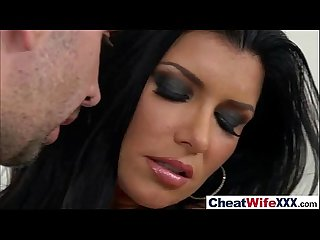 (romi rain) Naughty Wife Love Hard Cheating Sex On Camera mov-05