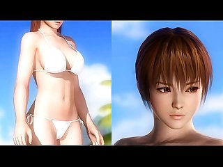 Dead or alive 5 beach