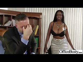 Big tits girl codi bryant get seduced and banged in office movie 13