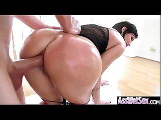 Anal deep sex with big butt oiled slut nasty girl shay fox mov 27