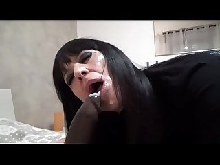 Compilation of cumshots of simple sofia full of cum