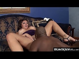 Busty alexandria devine bouncing that big ass on bbc