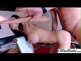 Superb Girl (Shay Evans) With Round Big Boobs Banged In Office vid-28