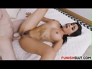 Arab babe Aaliyah Hadid gets fucked rough and rugged