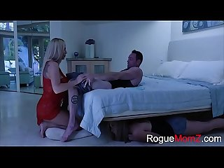 Daughter and Dad fool MOM- SUCH a WHORE