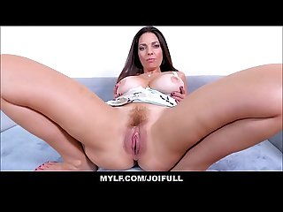 Big TIts MILF Step Mom Simulated JOI Fucking You Her Step Son POV
