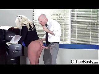 Sex on cam with busty horny office slut girl lpar julie cash rpar clip 19