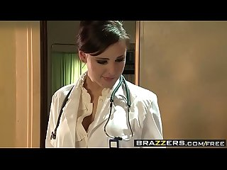 Brazzers Doctor adventures sexy Doctor fucks patient scene starring brooke lee adams and danny