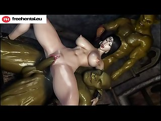 3d Hentai iii