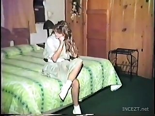 Esposa novinha antigo vintage teeny wife part1