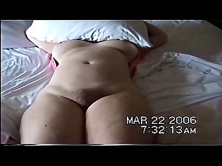 Fucking my big titty hairy ex wife