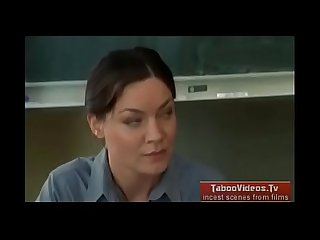 Modest mature teacher fucks with student boy sex scene from movie