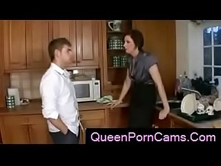 British milf fucks sons friend queenporncams com 1