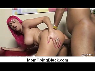 Mature busty slut fucked by big black cock 26