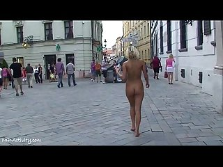 Spectacular public nudity babes part2