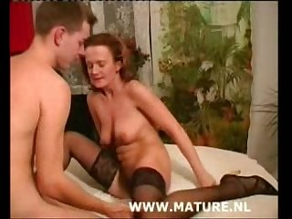 Ivana with boy