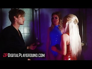 (Michael Vegas, Kenzie Reeves, Giselle Palmer) - Girls with Guns Scene 3 -..