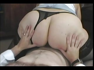 Curvy mature milf with a huge ass and tits takes a creampie lady cams com