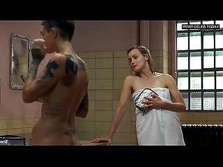 Ruby rose tattoos butt boobs Orange is the new black s03e09