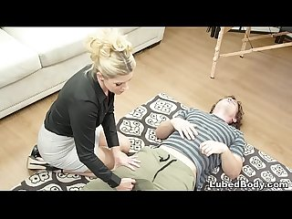 MILF therapy always helps - India Summer and Robby Echo