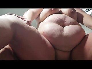 Sexy BBW Upshot Fucking