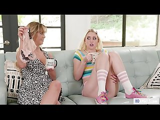Mommy S girl my mom S older friend lick my pussy excl cherie deville and chloe cherry