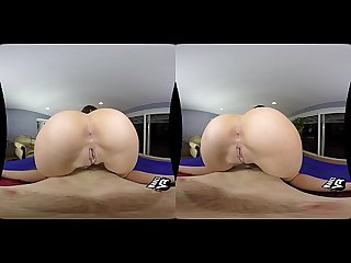 Fucking Anna S tight pussy vr
