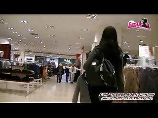 Public sex im kaufhof mit deutscher ebony teen 18