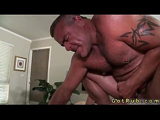 Massage pro gets his tight ass stuffed 17 by gotrub