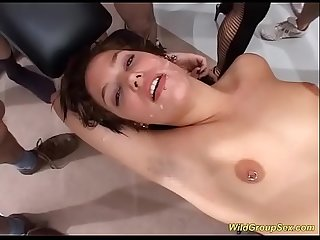 crazy german groupsex orgy