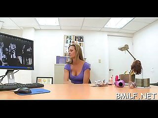 Spoiled milf gives head and bonks shitless with her partner
