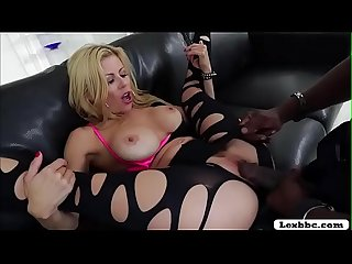 Pornstar milf alexis fawx gets fucked and swallow cum from a bbc