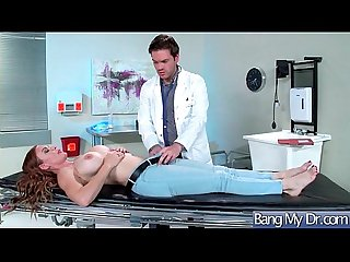 Hardcore sex act between doctor and hot slut patient diamond foxxx mov 17