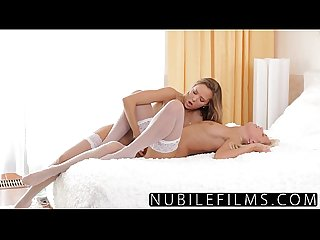 Nubilefilms best friends lesbian Seduction
