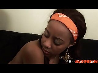 Black Stepdaughter Doing what She Does Best: Free Porn - abuserporn.com