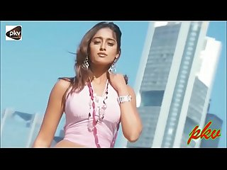 Ileana D'Cruz : The Navel Queen of Bolywood & Tollywood
