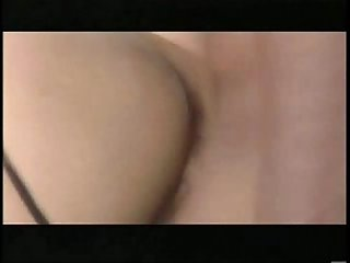Hot brunnete sucks big dick then gets fucked in pussy ass