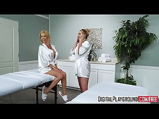 Digitalplayground mother in laws massage with alexis fawx justin hunt