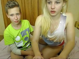 Lesbians playing on webcam vixxxcam com