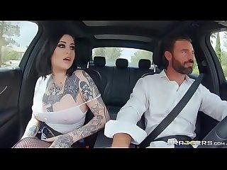 Puta en coche los cachan