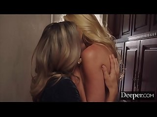 Deeper. Kayden Helps Ryan to Forget Her Man
