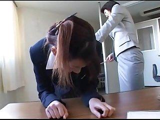192 principal caning schoolgirl