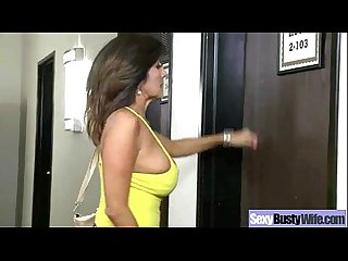 Sexy Lovely Housewife (tara holiday) With Big Melon Tits Like Sex vid-27