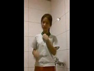 Teen girl nag show habang naliligo www kanortube com