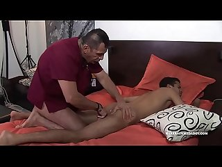 Daddy Horatio Barebacks Young Allen
