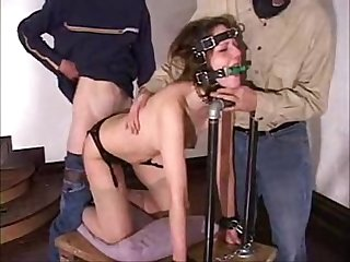 Sexy Teen Slave Tied And Gagged - BDSMPornWorld.Com