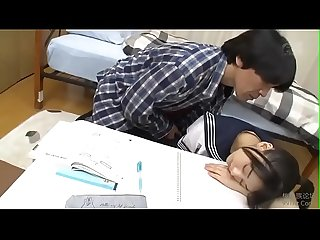 Japanese Cute Sister f. Brother to Cum Inside